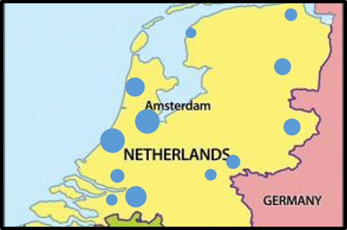 Netherlands in Figures - 2013