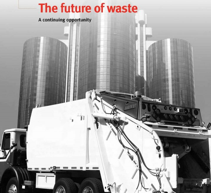 """The Future of Waste"" – Looking Back to the 2011 Report"