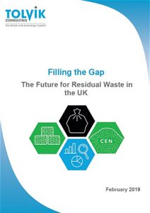 Filling the Gap – The Future for Residual Waste in the UK