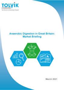 Anaerobic Digestion Market in Great  Britain: Market Briefing
