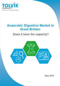 Anaerobic Digestion Market in Great Britain: Does it have the capacity?