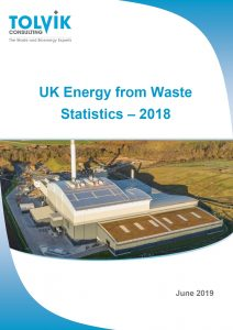 UK Energy from Waste Statistics - 2018