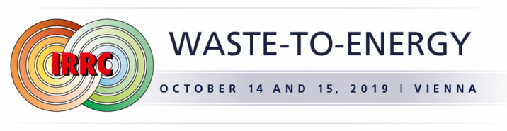Announcement: Chris Jonas, Speaker at IRRC Waste to Energy Conference
