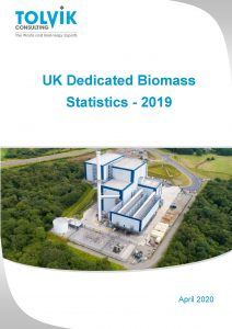 UK Dedicated Biomass Statistics - 2019