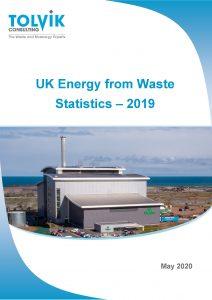UK Energy from Waste Statistics - 2019