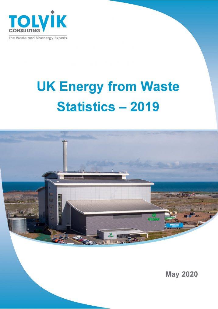 Tolvik's popular annual UK Energy from Waste Statistics report published