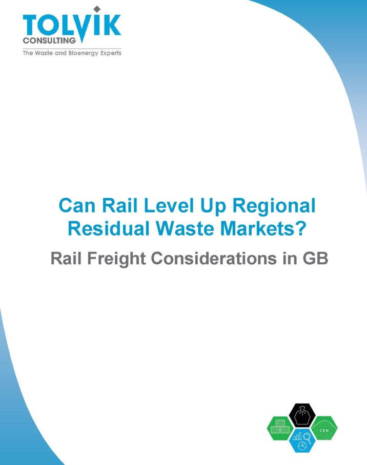 Can Rail Level Up Regional Residual Waste Markets?