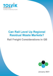 Can Rail Level Up Regional Residual Waste Markets? Rail Freight Considerations in GB