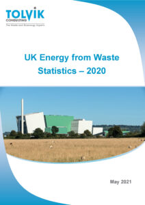 UK Energy from Waste Statistics - 2020